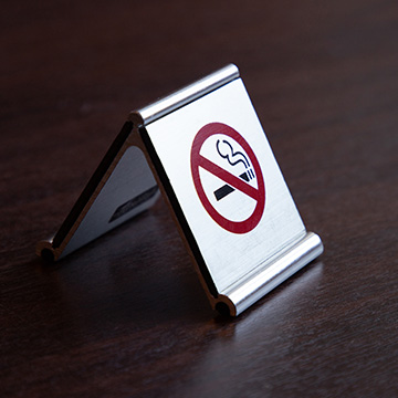 Is smoking allowed at Cambria Hotel College Park?